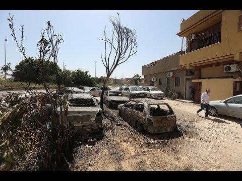 اشتباكات عنيفة في أغلب محاور طرابلس  - نشر قبل 4 ساعة