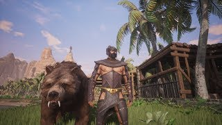 Conan exiles let's play E5 king of the North take 2