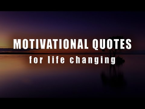 Motivational quotes for life changing mp3