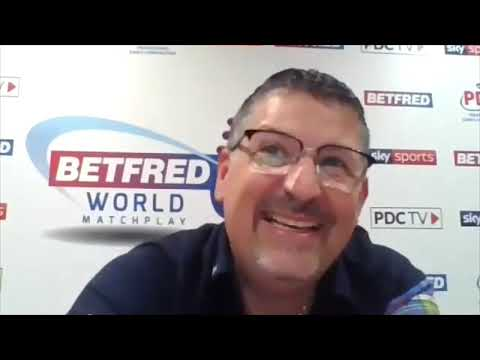 """Gary Anderson: """"If I mention the word 'retiring' that's it – I'll not be back, I'll just stop"""""""