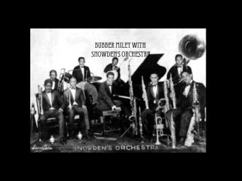 Bubber Miley and his Mileage Makers - I lost my girl from Memphis (1930)