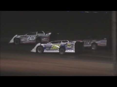 Salina Speedway NeSmith Late Models *Heat races & Feature* 6-16-17