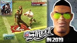 NFL Street is still amazing in 2019