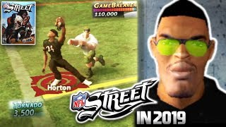 NFL Street is still amazing in 2019