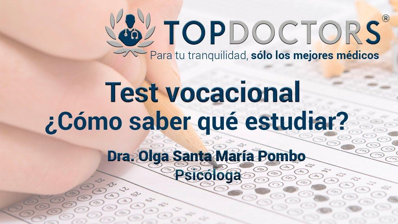 Download Test vocacional - ¿Cómo saber qué estudiar?