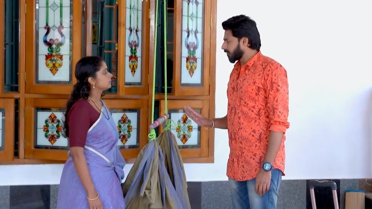 #Sthreepadham | Entry of Hari to meet Bala | Mazhavil Manorama
