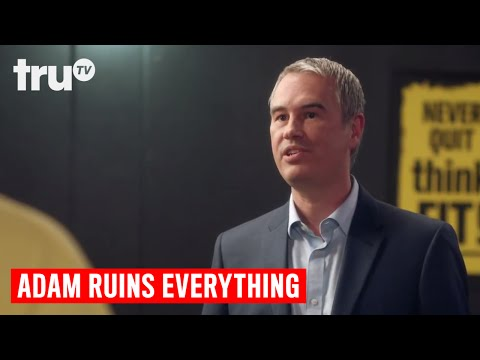 Adam Ruins Everything - Why Extreme Diets Dont Work | truTV