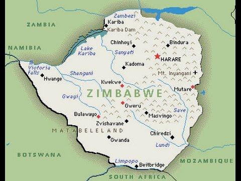 GoldMoment#24 - Hyper-Inflation Zimbabwe Style