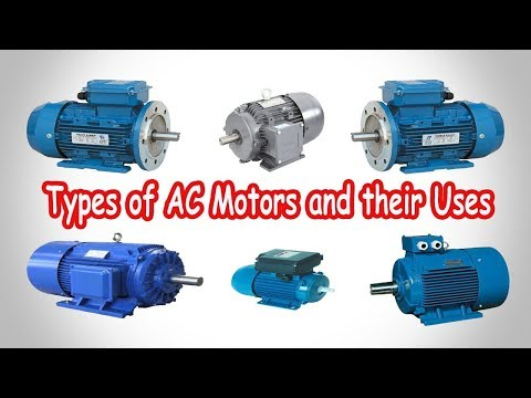 Types Of AC Motors||Electrical Engineering||Youtube SEO 2017||
