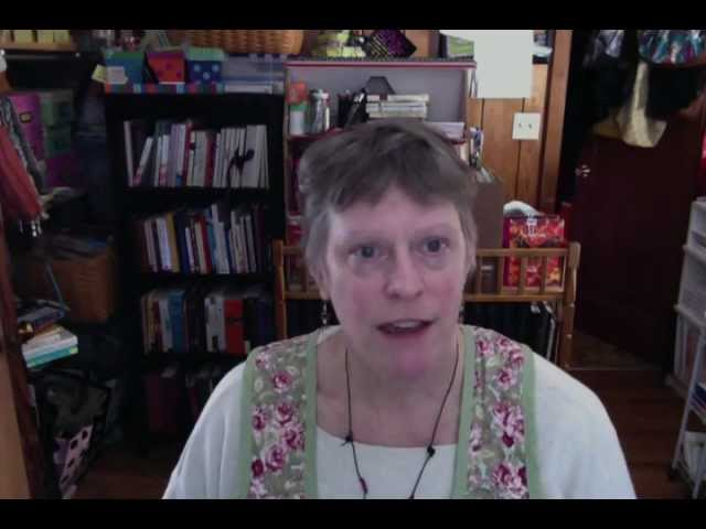 Speak Quietly to Yourself (with Mary Anne Radmacher)