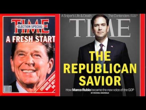 Reagan for President - Rubio 2016