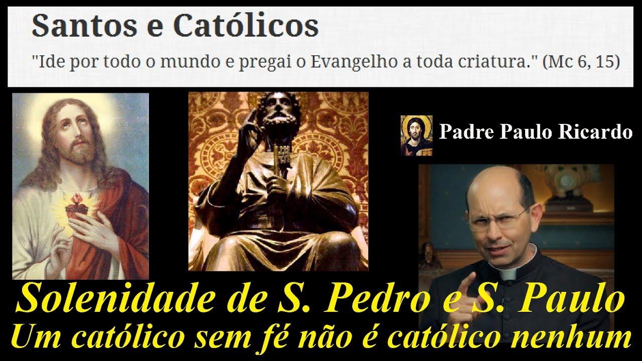 O Evangelho Católico Santos