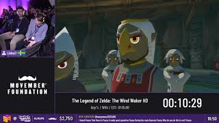 #TwitchConEU19 Speedruns - The Legend of Zelda: The Wind Waker HD [Any%] by Linkus7