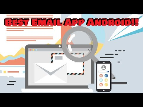 Top Email Apps For Android 2020!  (Android Mail App Comparison)