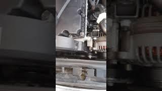 Audi a4 tdi 130 apres changement galet tendeur