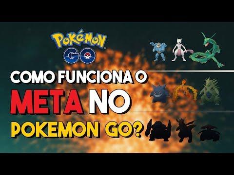 EXISTE METAGAME NO POKÉMON GO? thumbnail