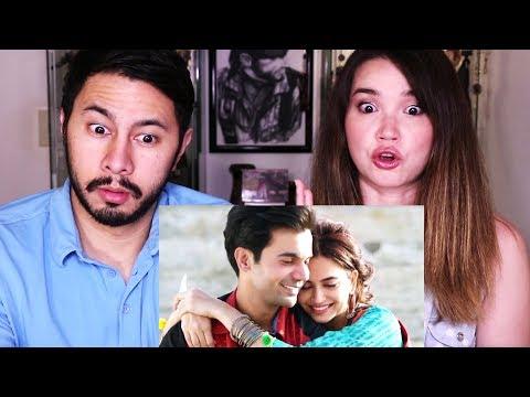 SHAADI MEIN ZAROOR AANA | Rajkummar Rao | Trailer Reaction!