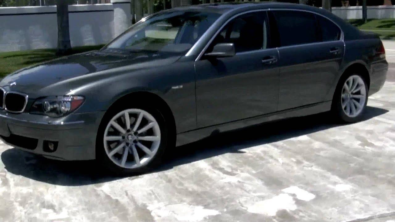 2008 BMW 750Li A2531 - YouTube