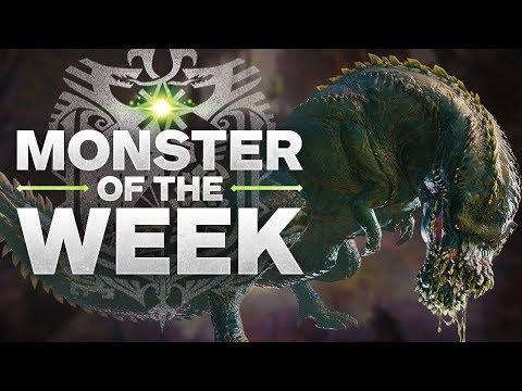 Monster Hunter World Let's Play - Deviljho The Death Pickle - Monster of the Week #8