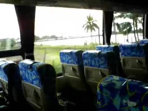 Cebu-Bato bus travel (passing through Argao)