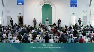 Përmendja e dy prej shokëve të Profetit a.s. - Fjalimi i së xhumasë 30-08-2019