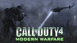 Call of Duty 4 Modern Warfare #06 - Na mira do Helicóptero