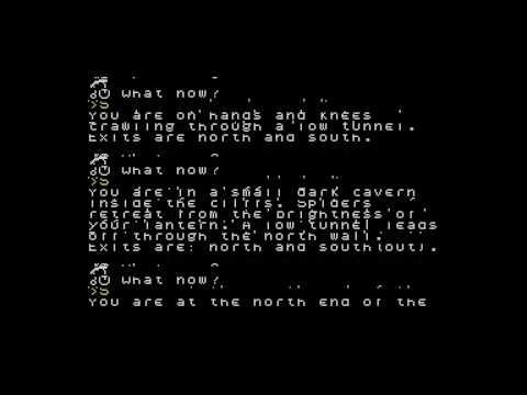 Number 6 in the Village / ZX Spectrum Text Adventure