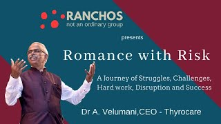 """Romance with Risk"" by Dr A. Velumani in Surat (Part - 1)"