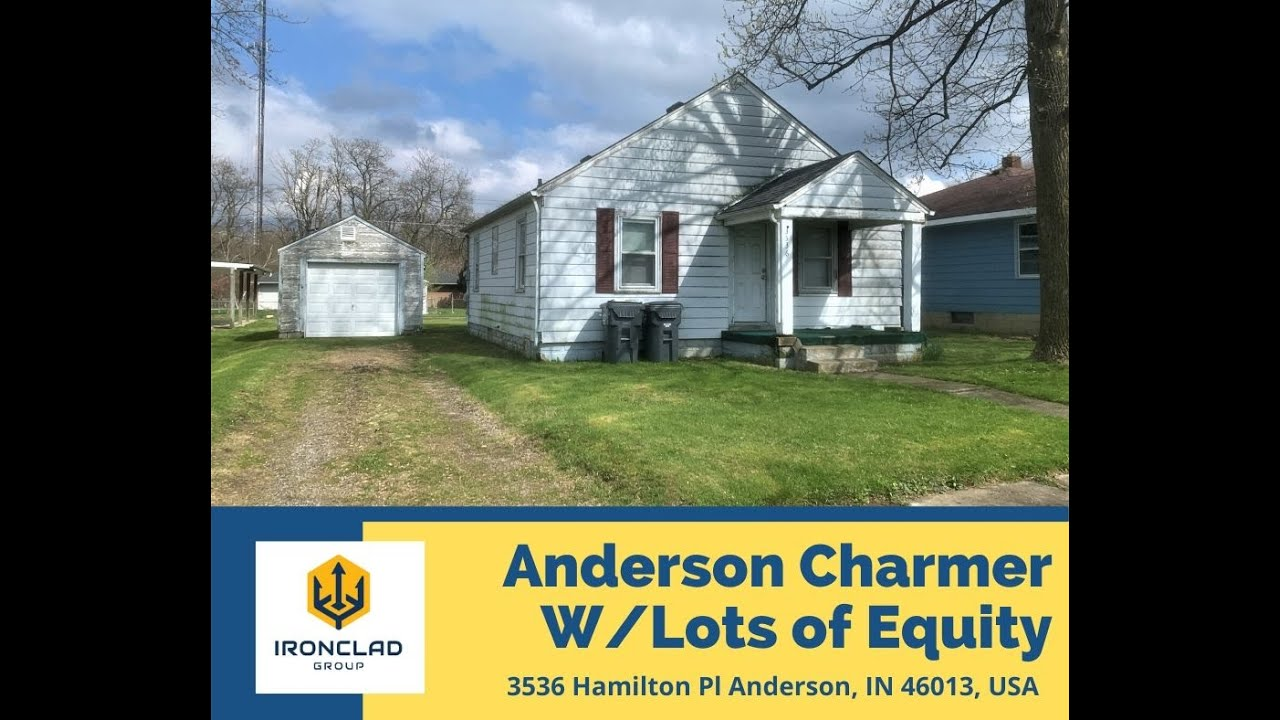 Anderson Charmer W/Lots of Equity