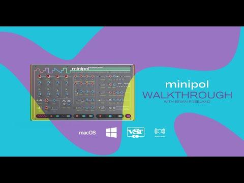 Karanyi Sounds - Minipol Overview / Walkthrough