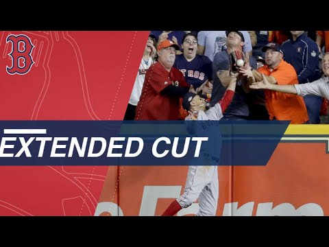 Watch an extended cut of the fan interference call