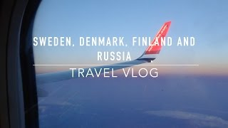 Scandinavia Travel VLOG 2015   Joss' vlogs