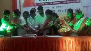 Bobby kumar  Shivendra raje MLA  bhosale celebration Happy Friends Day Breed Transgender film Award
