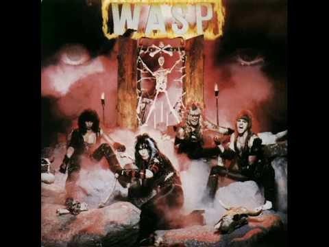 WASP - Paint It Black (12  B Side)