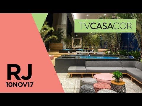 CASACOR Rio de Janeiro 2017: Jardim, bar e mercearia!