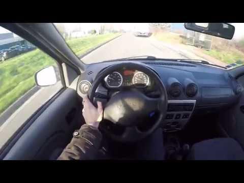 Dacia Logan MCV 1.6 16V (2007) - POV Drive