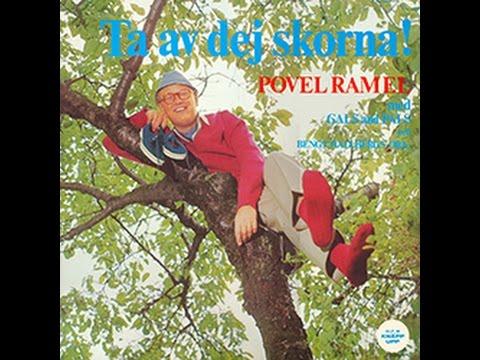 Povel & Gals&Pals-Ta av dig skorna- Bengt Hallberg-John Kongshaug-gitarr mfl
