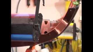 Видео урок  ремонт пластиковых деталей атомобиля