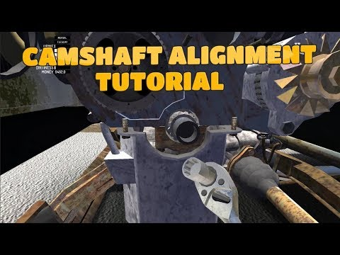 MY SUMMER CAR - CAMSHAFT ALIGNMENT TUTORIAL ✔