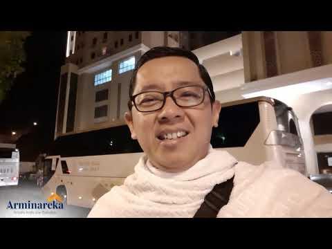 JAMA'AH UMROH ARMINAREKA bertolak ke HAROMAIN HARI INI/ Bersama jama'ah Umroh Indonesia lainnya.