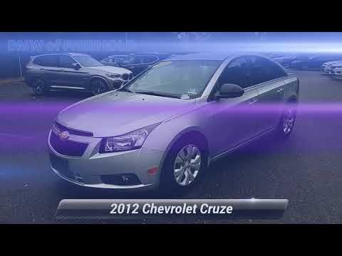 Used 2012 Chevrolet Cruze LS, Freehold, NJ BF90665A