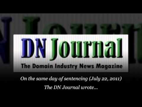 Quotes from Landmark 2011 Domain Name Theft Case: First U.S. Criminal Conviction