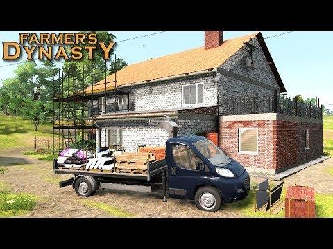 Dach i poddasze (remont domu cz. 1) - Farmer's Dynasty  | #15