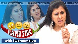 டிவி , சினிமாவை தவிர்த்ததற்கு இதுதான் காரணம்! | Actress Swarnamalya Exclusive Interview