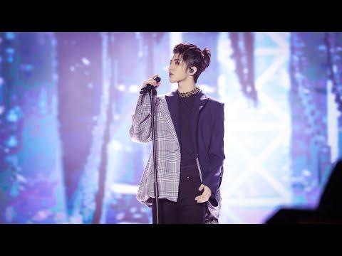 【蔡徐坤/Cai Xukun】舞台Wait Wait Wait+Young 燃爆华歌榜2019澳门盛典
