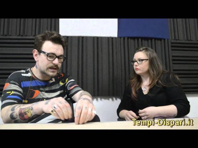 Video intervista a Fabio Santini