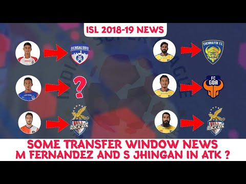 ISL 2018-19:ATK Sign Sandesh Jhingan Really ? All New Transfers Update Rumours | Mp3