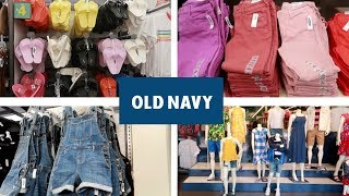 """""""OLD NAVY"""" SUMMER FASHION 2019!!!!! GREAT DEALS* COME WITH ME"""