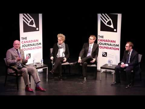 CJF J-Talk - Politics and Democracy in America (Toronto)