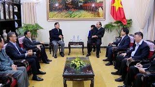 Tin Tức 24h Mới Nhất Hôm Nay : Thủ tướng Nguyễn Xuân Phúc tiếp nguyên Thủ tướng Lào